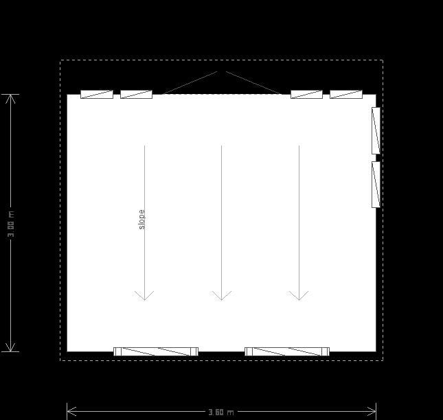 Salthouse: Pent: Front