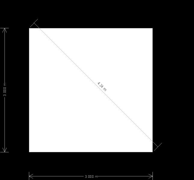 10 x 10 Salthouse Studio with Sedum Roof (Ref: 417) (417) base plan