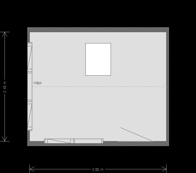 Langham Studio: Front