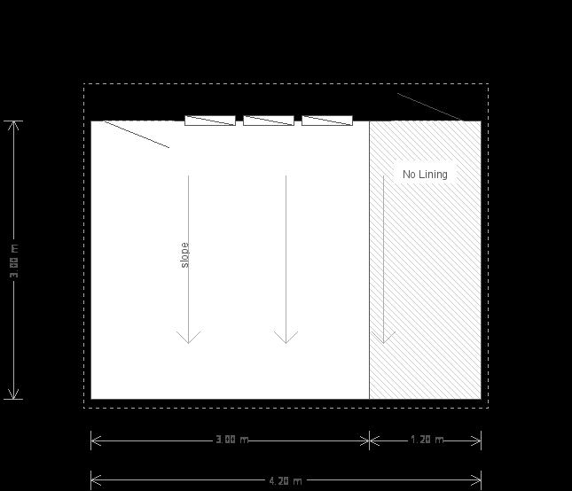 10 x 14 Salthouse Studio (7871) floorplan