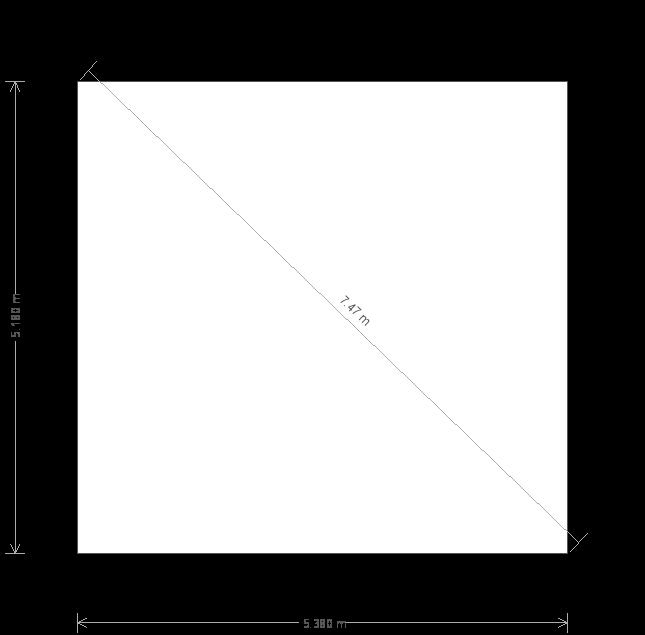 17 X 18 Burnham Studio With Apex Roof (9703) base plan