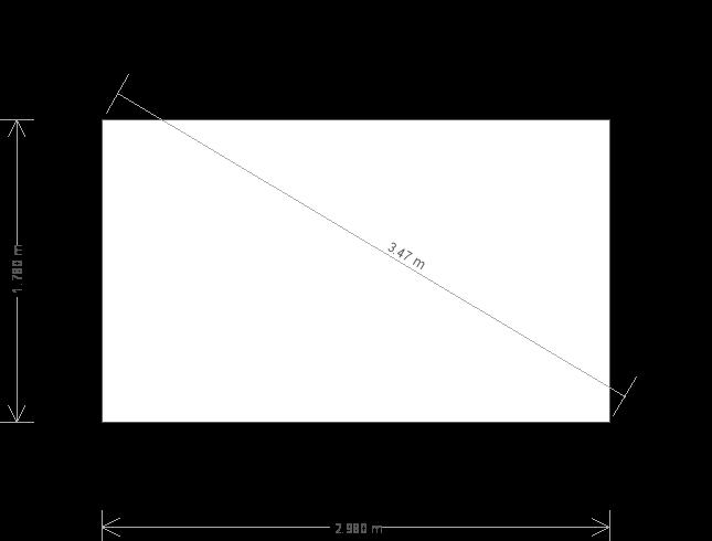 6 x 10ft Timber Greenhouse in Sage  (16119) base plan