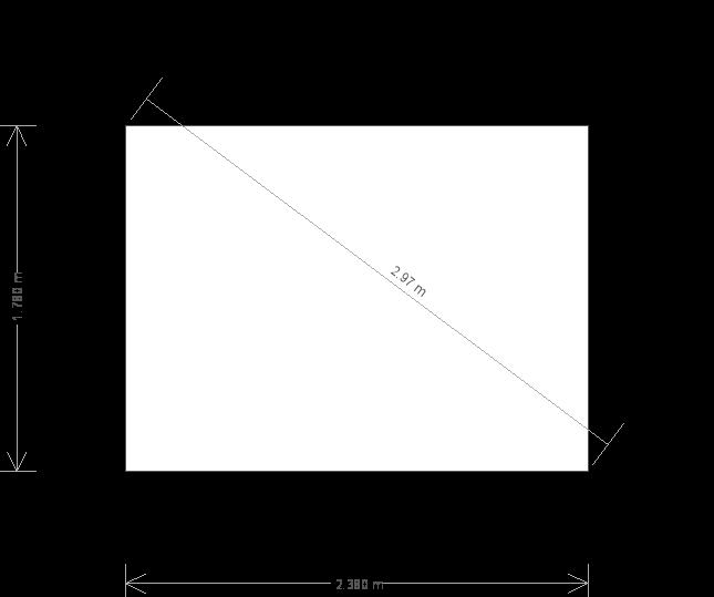 6 x 8 Felbrigg Garden Shed Plan (7711) base plan