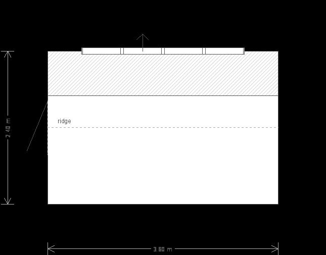 Superior Shed: Floorplan