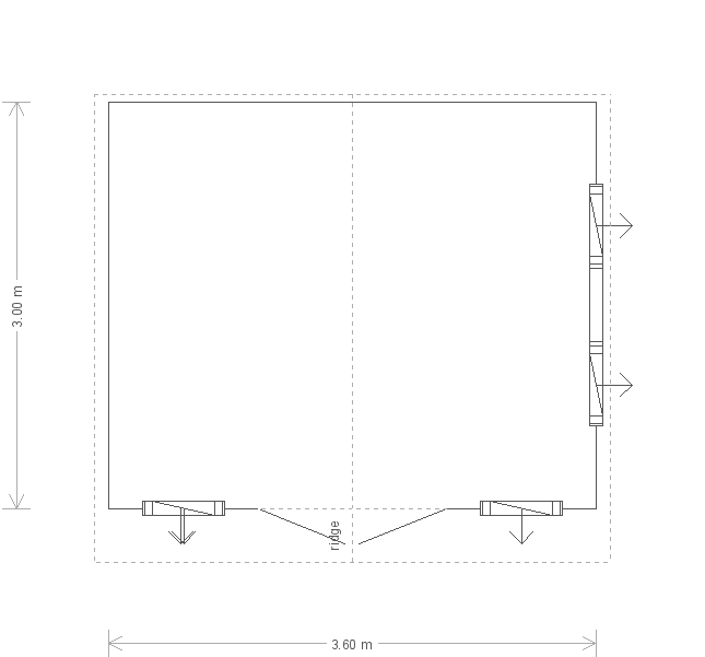 Binham Studio: Floorplan