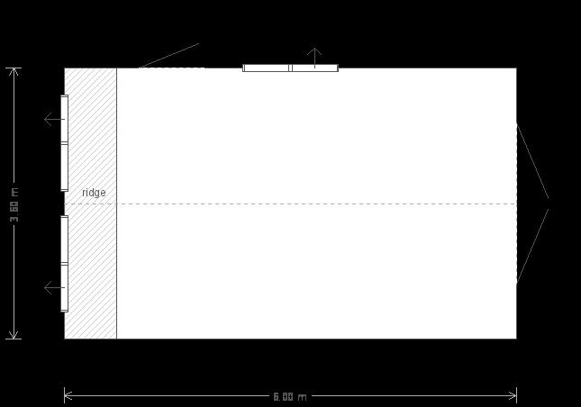 Garage: Floorplan
