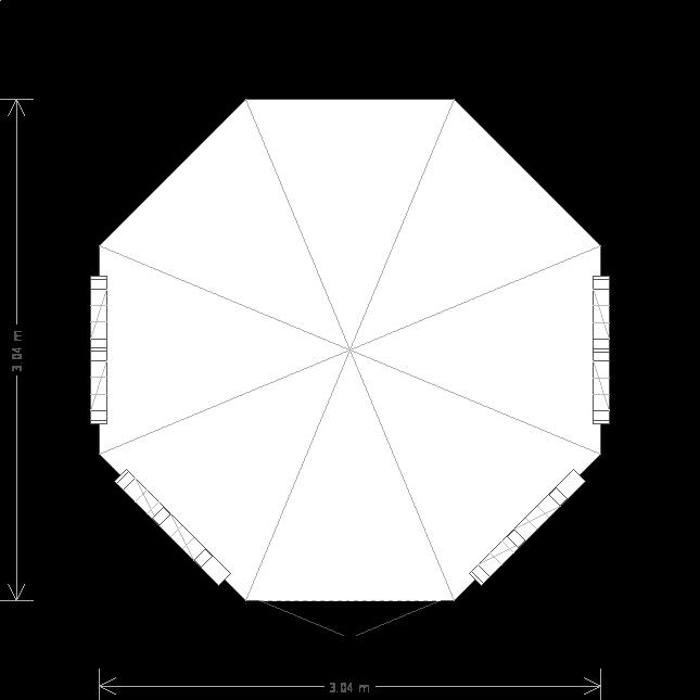 Wiveton Summerhouse: Floorplan