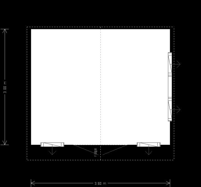 Binham Studio: Floorplan
