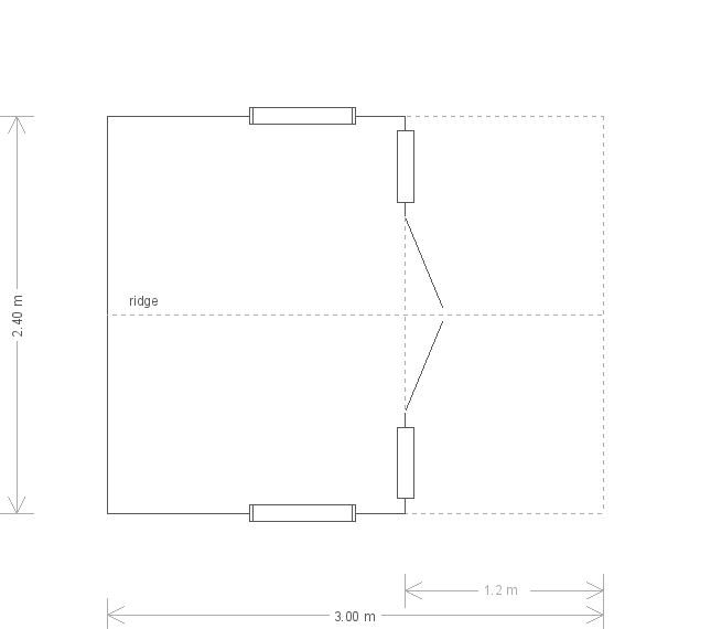 Morston Summerhouse: Front