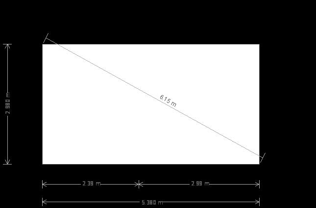 10 x 18ft Blakeney Summerhouse in Verdigris (14949) base plan