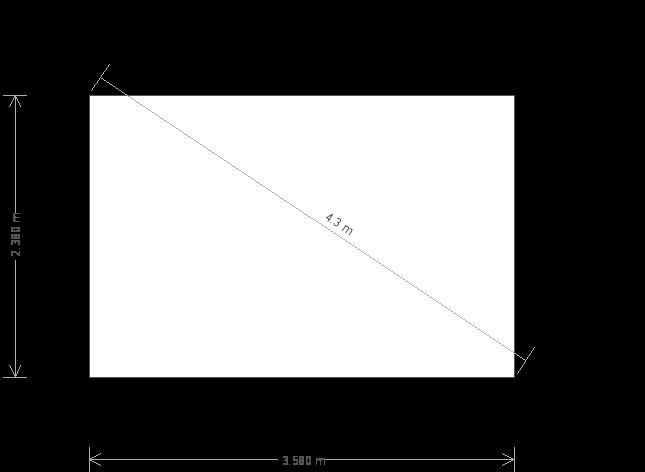 8 X 12 Blakeney Summerhouse (17401) base plan