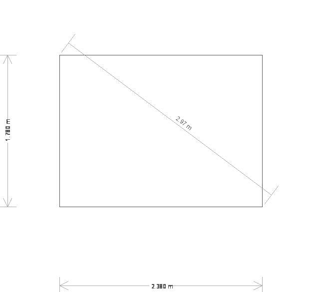 8x6ft Blakeney Summerhouse with Shiplap Cladding (20053) base plan