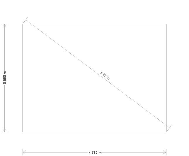 12 x 16ft Holkham Summerhouse in Light Oak (20287) base plan