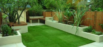 Garden design by One Two Tree Garden Services