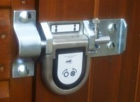 Security Sliding Lock