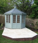 luxury summerhouse small