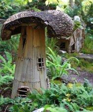 strange garden buildings