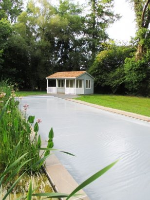 Pavilion Garden Room Beside Swimming Pool
