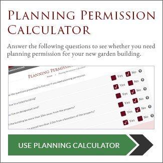 Planning Permission Calculator tool