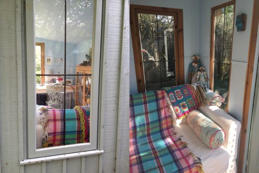 Flatford Sewing Room Interior