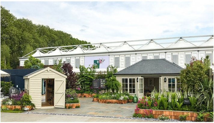 Our 2019 Chelsea Flower Show Trade Stand
