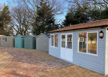 Langham Office & Classic Sheds at St Albans