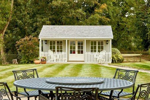 A Pavilion Garden Room