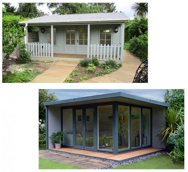 A Pavilion Garden Room and A Holt Studio