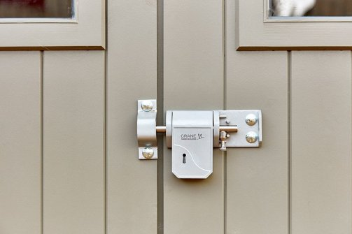 The Heavy Duty 7-Lever Lock from Our Security Pack