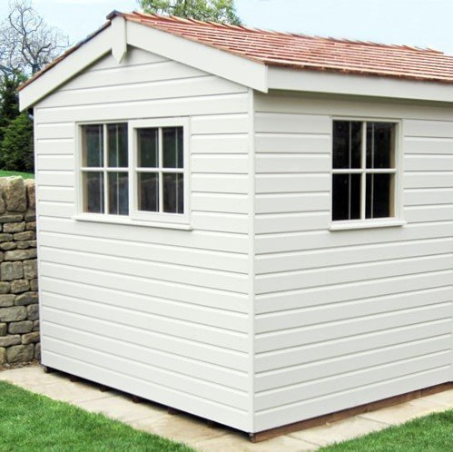 Superior Garden Shed with Shiplap Cladding