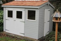 Attractive Superior Shed