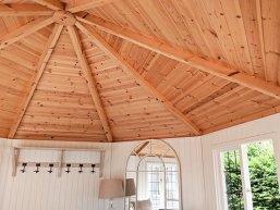 Wiveton ceiling