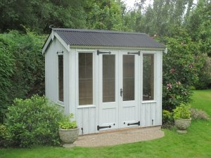 1.8 x 2.4m National Trust Lavenham Summerhouse