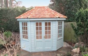 2.4 x 3.0m Wiveton Summerhouse