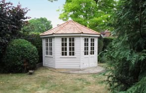 Wiveton Summerhouse, 3.6 x 3.6m