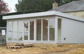 3.6 x 5.4m Salthouse Studio
