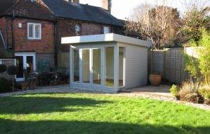 2.4 x 3.0m Salthouse Garden Studio