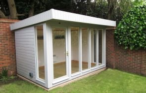 2.4 x 3.6m Salthouse Studio with Electric Pack