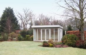 Salthouse Garden Studio with Electrical Pack