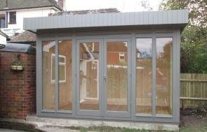 3.6 x 3.0m Salthouse Garden Studio