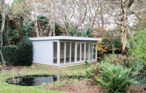 3.6 x 4.8m Salthouse Garden Studio