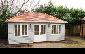 Garden Room in Valtti Pebble Paint