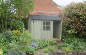 National Trust Blickling Garden Shed - Wades Lante