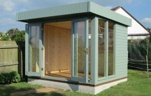 Salthouse Studio with Double Doors