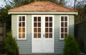 3.0 x 2.4m Cley Summerhouse