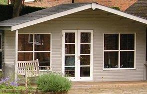 5.4 x 3.6m Morston Summerhouse