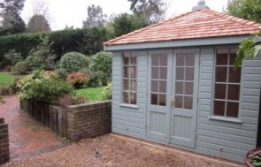 3.0 x 3.0m Cley Summerhouse