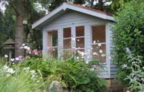 Weatherboard Cladding Blakeney Summerhouse