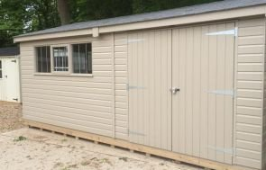 Exterior Paint System Taupe