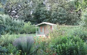3.6 x 3.6m Morston Summerhouse